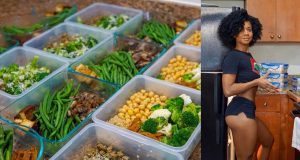 7 Day Vegan Meal Prep| 2019 Get Fit Challenge