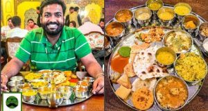 Unlimited Thali at Rs 399 with 30+ Food Variety | Indian Food | Agra |
