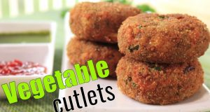 Vegetable Cutlets – CRISPY CRUNCHY VEG CUTLETS RECIPE IN HINDI By RAVINDER'S HOME COOKING