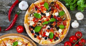 How To Make a Vegan Pizza