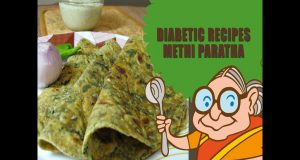 DIABETES – VEGETARIAN RECIPES FOR DIABETIC PATIENTS – RECIPES TO KEEP HEALTHY & FIT
