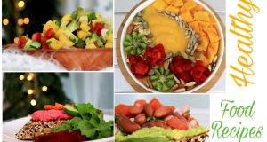 Healthy food Recipes | Vegetarian Food Ideas for Weight loss