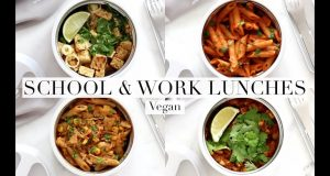 School & Work Hot Lunch Ideas #8 (Vegan) AD | JessBeautician