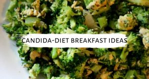 Candida Diet Breakfast Ideas using Eggs || Vegetarian, Gluten and Dairy Free
