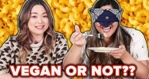 Meat Eaters Guess The Vegan Food: Mac & Cheese