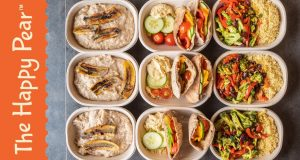 VEGAN MEAL PREP FOR WEIGHT LOSS | THE HAPPY PEAR