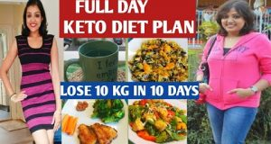 INDIAN KETO DIET PLAN || lose 10kg in 10 days /Indian keto diet plan for weight-loss/ #ketodietplan