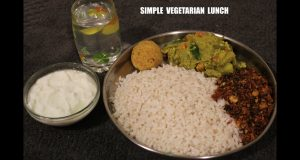 Easy Kerala Vegetarian Lunch|| Tasty Home